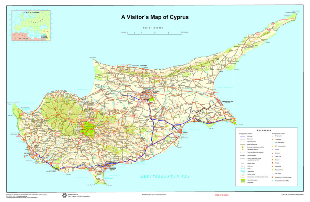 Map of cyprus cyprus gumiabroncs Image collections